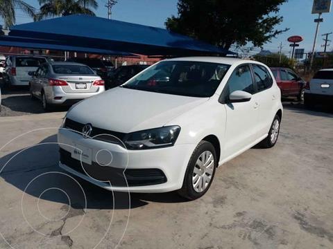 Volkswagen Polo Hatchback Startline Tiptronic usado (2019) color Blanco precio $175,000
