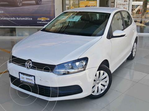 Volkswagen Polo Hatchback Startline Tiptronic usado (2019) color Blanco precio $183,000