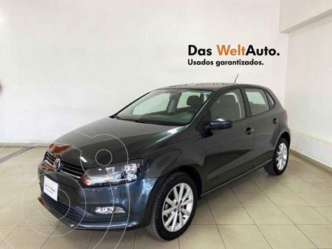 Volkswagen Polo Hatchback Disign & Sound Tiptronic usado (2020) color Gris precio $236,397