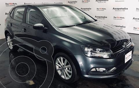 Volkswagen Polo Hatchback Sound usado (2019) color Gris Carbono financiado en mensualidades(enganche $51,000 mensualidades desde $5,418)