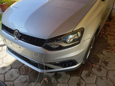 Volkswagen Polo Hatchback Comfortline Plus usado (2020) color Plata Reflex precio $234,000