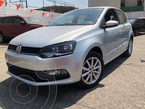 Volkswagen Polo Hatchback Design & Sound usado (2020) color Plata Reflex financiado en mensualidades(enganche $58,772 mensualidades desde $5,967)