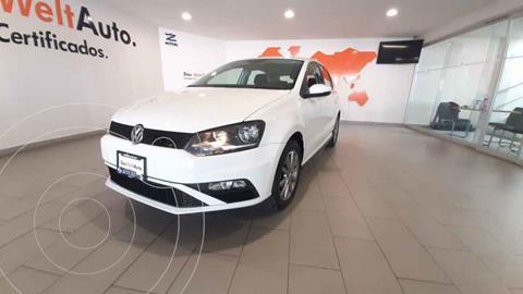 Volkswagen Polo Hatchback Comfortline Plus usado (2020) color Blanco precio $239,900