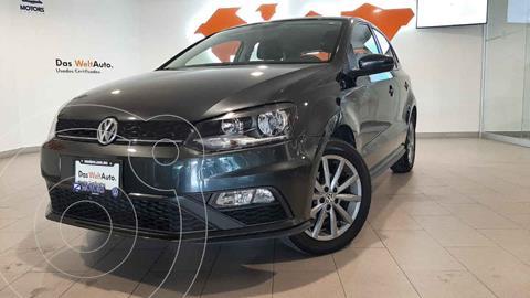Volkswagen Polo Hatchback Design & Sound usado (2020) color Gris precio $265,500