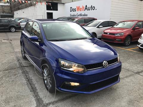 Volkswagen Polo Hatchback Design & Sound usado (2020) color Azul precio $239,999