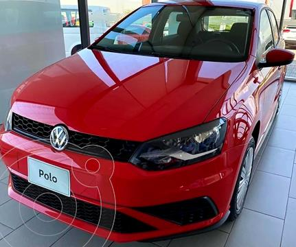 Volkswagen Polo Hatchback Startline Tiptronic nuevo color Rojo Flash precio $264,490