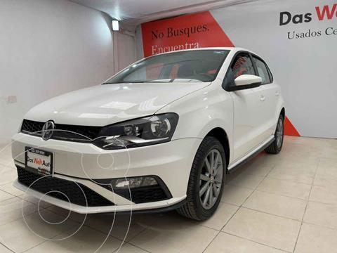 Volkswagen Polo Hatchback Comfortline Plus Tiptronic usado (2020) color Blanco precio $273,000