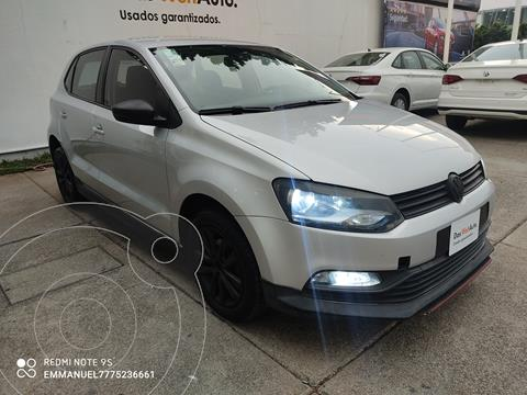 Volkswagen Polo Hatchback 1.2L TSI Aut usado (2017) color Plata precio $189,900