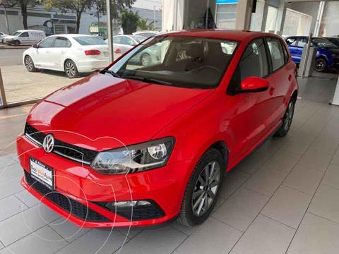 Volkswagen Polo Hatchback Comfortline Plus usado (2020) color Rojo precio $225,000