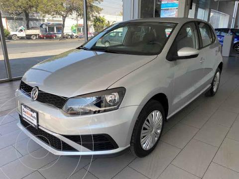 Volkswagen Polo Hatchback Startline Tiptronic usado (2020) color Plata precio $225,000