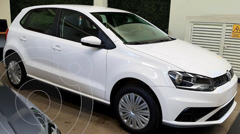 OfertaVolkswagen Polo Hatchback Startline nuevo color Blanco Candy precio $244,490