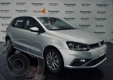 Volkswagen Polo Hatchback Design & Sound usado (2020) color Plata Reflex financiado en mensualidades(enganche $50,000 mensualidades desde $5,829)