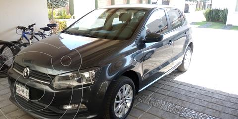 Volkswagen Polo Hatchback 1.6L Tiptronic usado (2018) color Gris Carbono precio $175,000