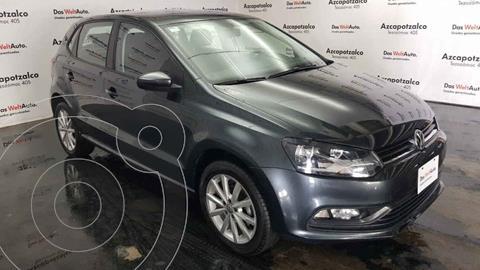 Volkswagen Polo Hatchback Design & Sound usado (2019) color Gris precio $259,990