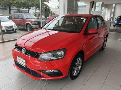 Volkswagen Polo Hatchback Comfortline Plus usado (2020) color Rojo precio $248,000