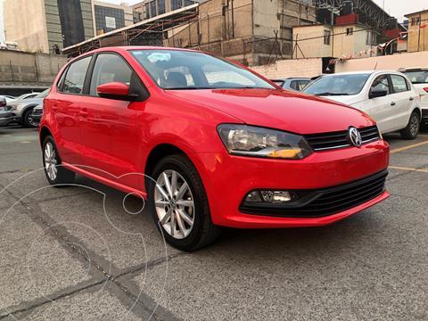Volkswagen Polo Hatchback Design & Sound usado (2020) color Rojo financiado en mensualidades(enganche $6,212 mensualidades desde $6,212)