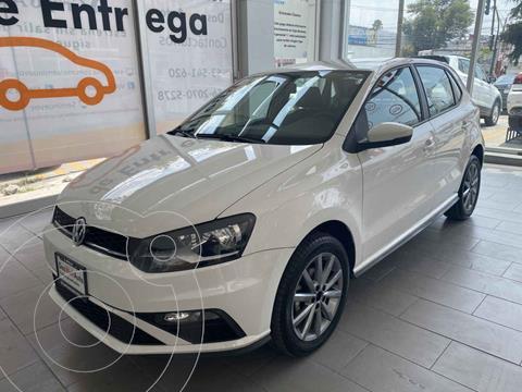 Volkswagen Polo Hatchback Comfortline Plus Tiptronic usado (2020) color Blanco precio $265,000
