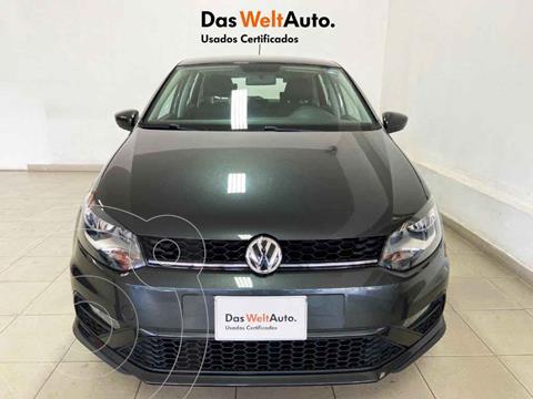 Volkswagen Polo Hatchback Comfortline Plus Tiptronic usado (2020) color Gris precio $279,379