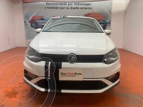 Volkswagen Polo Hatchback Comfortline Plus Tiptronic usado (2020) color Blanco precio $222,000