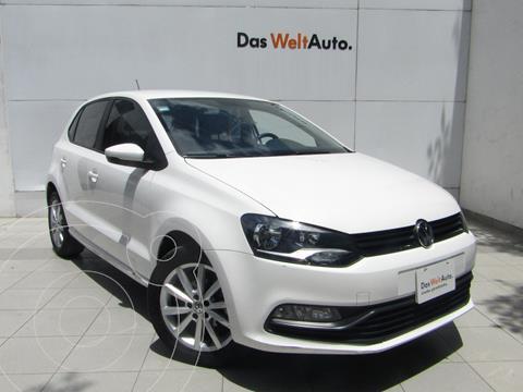 Volkswagen Polo Hatchback Design & Sound usado (2020) color Blanco precio $229,000