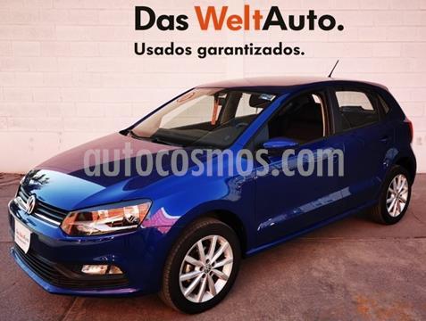 Volkswagen Polo Hatchback Design & Sound usado (2020) color Azul precio $220,000