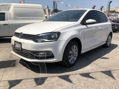 Volkswagen Polo Hatchback Design & Sound usado (2020) color Blanco financiado en mensualidades(enganche $6,212 mensualidades desde $6,212)