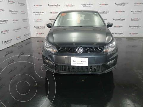 Volkswagen Polo Hatchback Design & Sound usado (2020) color Gris precio $229,990