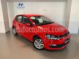 Foto venta Auto usado Volkswagen Polo 1.6L Base 4P Ac (2017) color Rojo Vivo precio $172,000