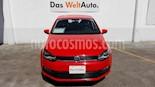 Foto venta Auto usado Volkswagen Polo 1.6L Base 4P Ac (2018) color Rojo precio $199,000