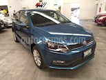 Foto venta Auto usado Volkswagen Polo 1.6L Base 4P Ac (2018) color Azul Metalizado precio $205,000
