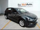 Foto venta Auto usado Volkswagen Polo 1.6L Base 4P Ac (2018) color Gris precio $199,000