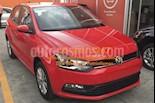 Foto venta Auto Seminuevo Volkswagen Polo 1.6L Base 4P (2018) color Rojo precio $197,000
