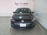 Foto venta Auto usado Volkswagen Polo 1.6L Base 4P (2018) color Gris precio $201,181