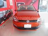 Foto venta Auto usado Volkswagen Polo 1.6L Base 4P (2018) color Naranja precio $215,000