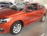 Foto venta Auto Seminuevo Volkswagen Polo 1.6L Base 5P Ac (2017) color Naranja precio $215,000