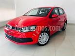 Foto venta Auto usado Volkswagen Polo 1.6L Base 5P Ac (2019) color Rojo precio $204,900