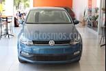 Foto venta Auto usado Volkswagen Polo 1.6L Base 5P Ac (2018) color Azul Metalizado precio $199,000