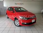 Foto venta Auto Seminuevo Volkswagen Polo 1.6L Base 5P Ac (2018) color Rojo precio $214,900