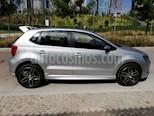 Foto venta Auto usado Volkswagen Polo 1.6L Base 5P Ac (2017) color Gris precio $185,000