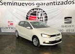Foto venta Auto usado Volkswagen Polo 1.6L Base 5P Ac (2018) color Blanco precio $210,000