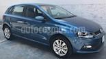 Foto venta Auto usado Volkswagen Polo 1.6L Base 5P (2018) color Azul precio $210,471