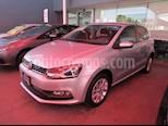 Foto venta Auto usado Volkswagen Polo 1.6L Base 5P (2017) color Plata precio $185,000