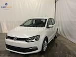 Foto venta Auto usado Volkswagen Polo 1.6L Base 5P (2018) color Blanco precio $174,900