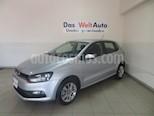 Foto venta Auto Seminuevo Volkswagen Polo 1.6L Base 5P (2018) color Plata precio $197,106
