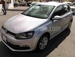 Foto venta Auto Seminuevo Volkswagen Polo 1.6L Base 5P (2017) color Plata precio $169,000