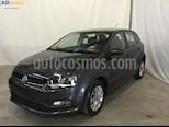 Foto venta Auto usado Volkswagen Polo 1.6L Base 5P (2018) color Gris precio $179,000
