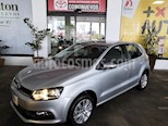 Foto venta Auto Seminuevo Volkswagen Polo 1.6L Base 5P (2017) color Plata precio $185,000