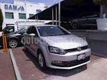 Foto venta Auto usado Volkswagen Polo 1.6L Base 5P (2015) color Plata precio $154,900