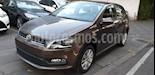 Foto venta Auto Seminuevo Volkswagen Polo 1.6L Base 5P (2017) color Cafe precio $169,000