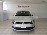 Foto venta Auto usado Volkswagen Polo 1.6L Base 5P (2018) color Plata